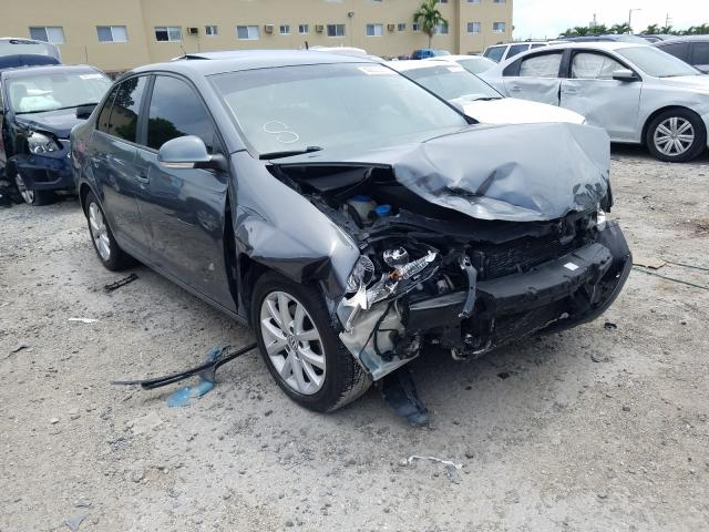 Volkswagen Jetta salvage cars for sale: 2010 Volkswagen Jetta