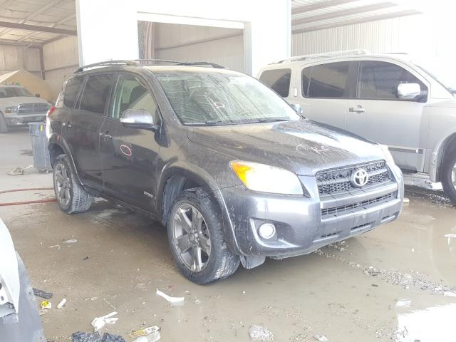 Toyota Rav4 Sport salvage cars for sale: 2012 Toyota Rav4 Sport