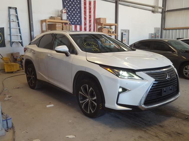 Lexus RX 350 Base salvage cars for sale: 2017 Lexus RX 350 Base