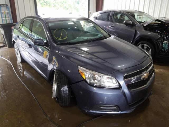 Salvage cars for sale from Copart West Mifflin, PA: 2013 Chevrolet Malibu 1LT