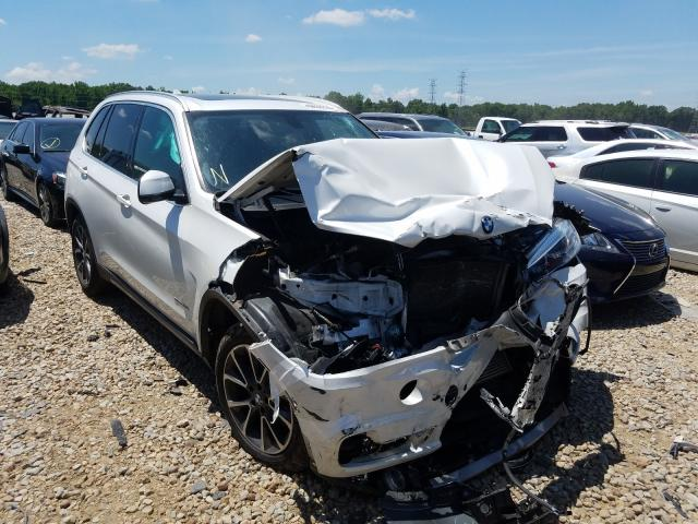 Salvage cars for sale from Copart Memphis, TN: 2017 BMW X5 SDRIVE3