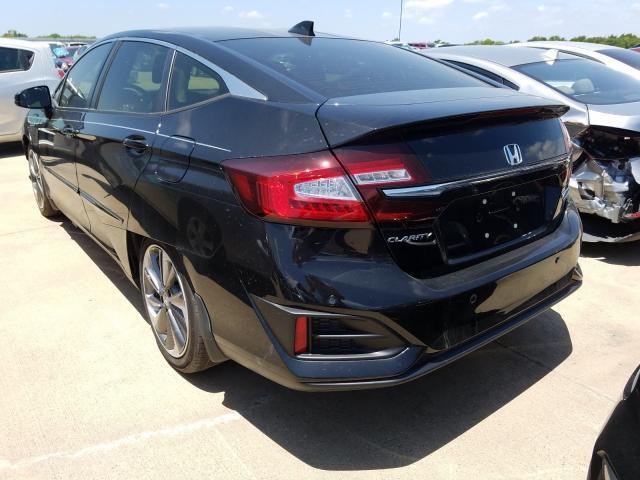 2018 Honda CLARITY | Vin: JHMZC5F3XJC014189