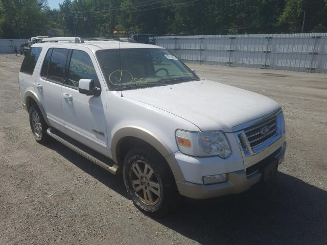 Ford Explorer E Vehiculos salvage en venta: 2007 Ford Explorer E