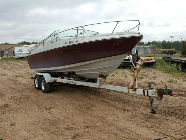 Four Winds salvage cars for sale: 1986 Four Winds Boat