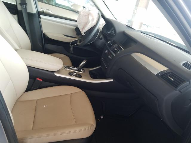 пригнать из сша 2014 BMW X3 XDRIVE28I 5UXWX9C57E0D38859