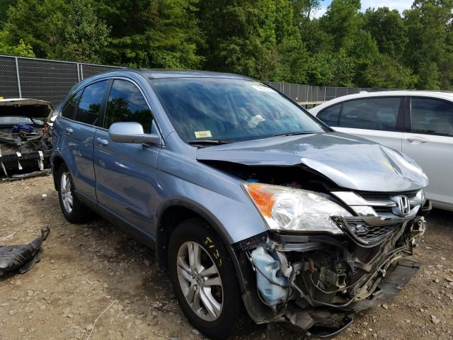 Salvage cars for sale from Copart Waldorf, MD: 2011 Honda CR-V EXL