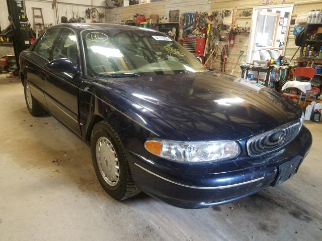 Buick salvage cars for sale: 1999 Buick Century CU