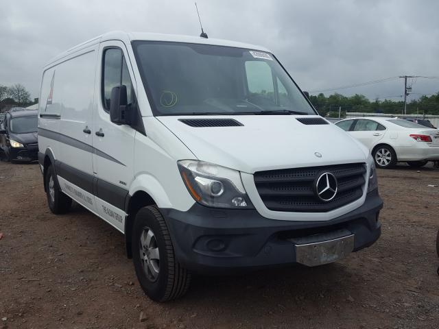 2014 Mercedes-benz Sprinter 2 3.0. Lot 42099400 Vin WD3PE7CC9E5843293