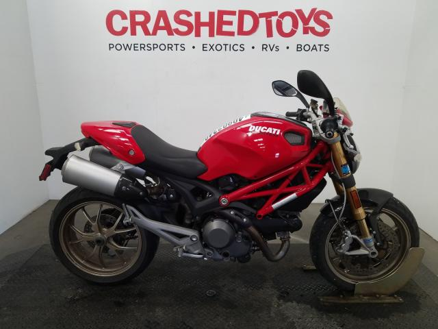 Ducati salvage cars for sale: 2009 Ducati Monster 11
