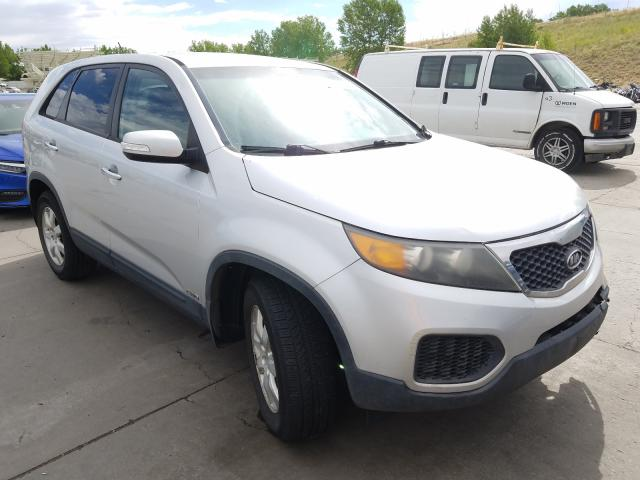 Vehiculos salvage en venta de Copart Littleton, CO: 2012 KIA Sorento BA