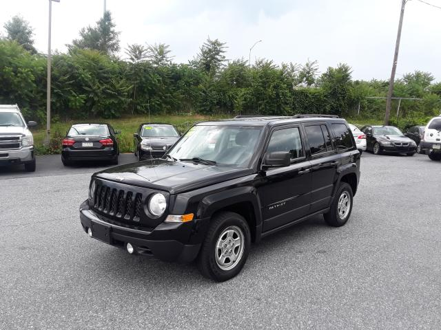 2013 Jeep Patriot Sp 2.0L Right View