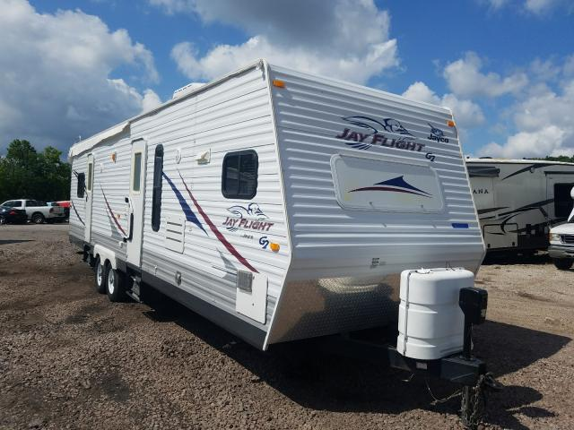 Jayco salvage cars for sale: 2009 Jayco JAY Flight