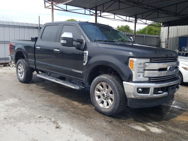 Salvage cars for sale from Copart Orlando, FL: 2017 Ford F250 Super