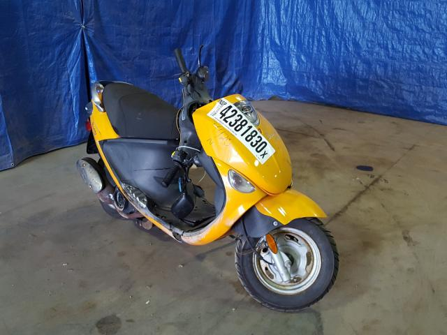 Salvage cars for sale from Copart Finksburg, MD: 2008 Genuine Scooter Co. Buddy 125