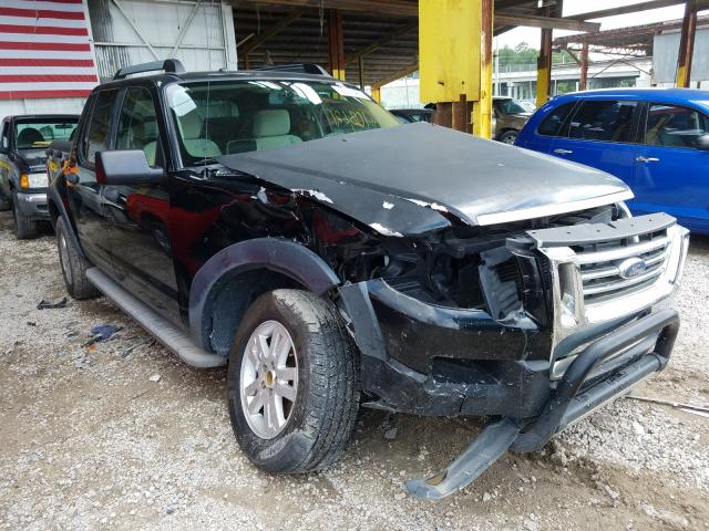Ford Explorer S salvage cars for sale: 2007 Ford Explorer S