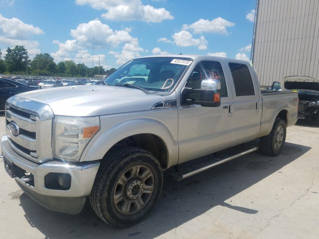 из сша 2013 FORD F250 SUPER DUTY 1FT7W2B61DEB27150