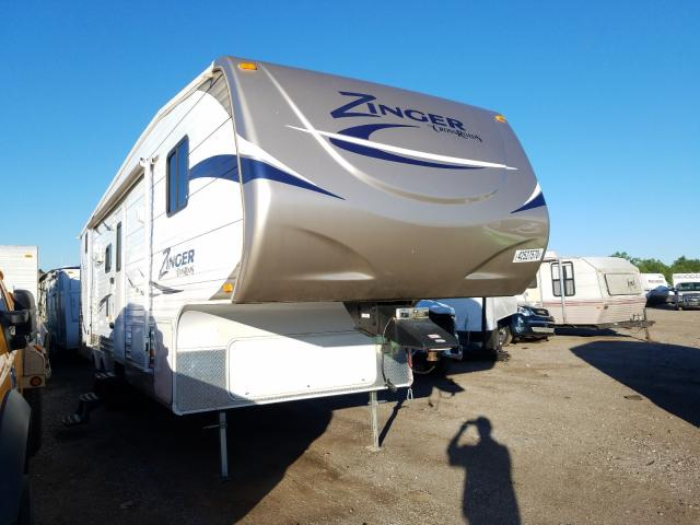 2012 Zinger Trailer for sale in Portland, MI