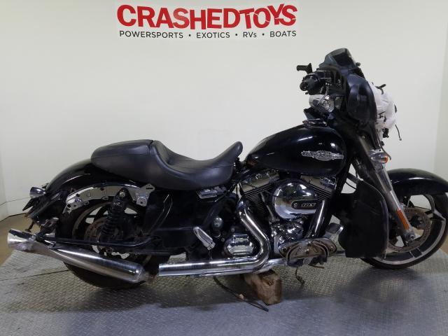 Salvage 2014 Harley-Davidson FLHX SHRIN for sale
