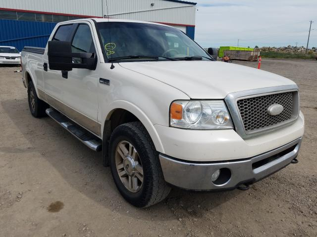 Ford F150 Super salvage cars for sale: 2007 Ford F150 Super