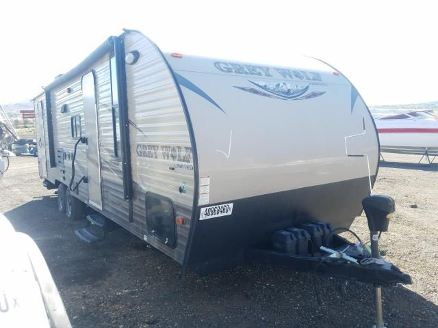 Other Trailer salvage cars for sale: 2017 Other Trailer