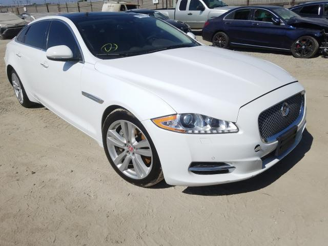 Jaguar salvage cars for sale: 2015 Jaguar XJL Portfo
