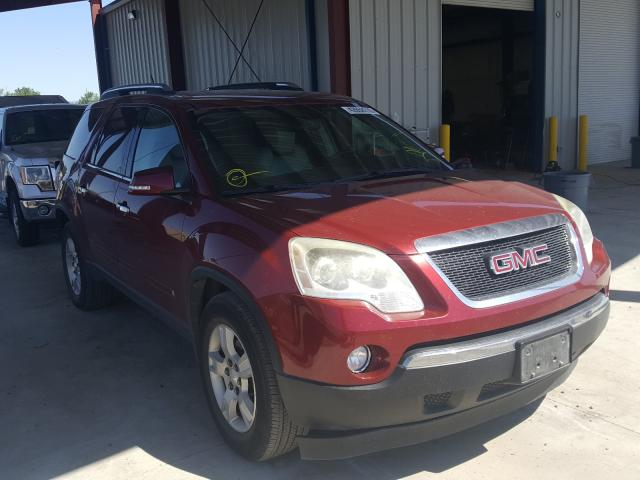GMC salvage cars for sale: 2009 GMC Acadia