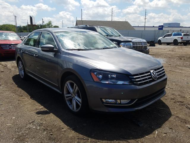 2013 Volkswagen Passat SEL for sale in Hammond, IN