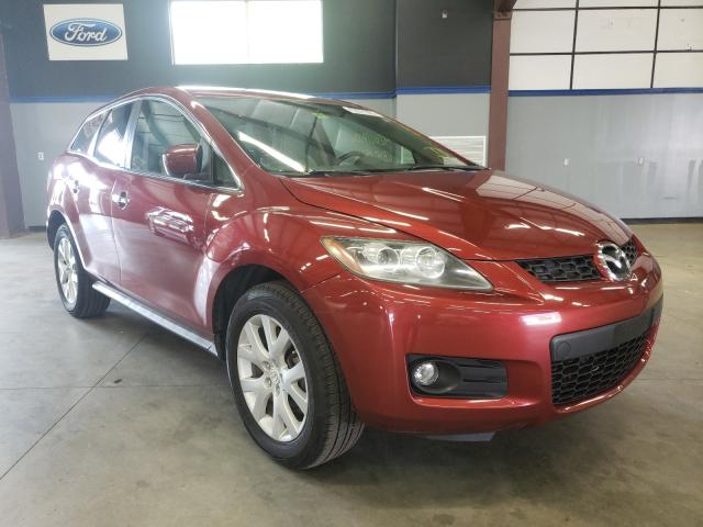Mazda salvage cars for sale: 2008 Mazda CX-7
