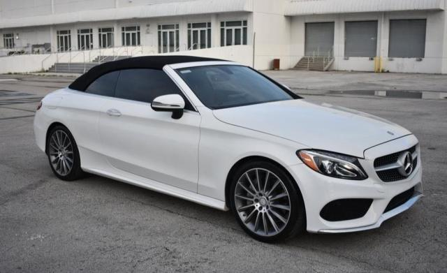 2017 Mercedes-Benz C | Vin: WDDWK4JB9HF495244