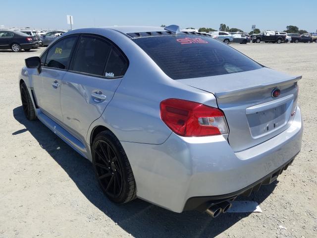 2016 Subaru WRX | Vin: JF1VA1B60G9823209