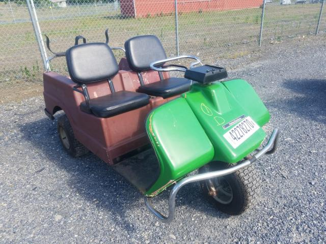 Salvage cars for sale from Copart Chambersburg, PA: 2000 Harley-Davidson Golf Cart