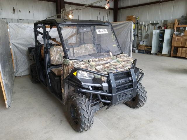 Salvage cars for sale from Copart Duryea, PA: 2019 Polaris Ranger CRE