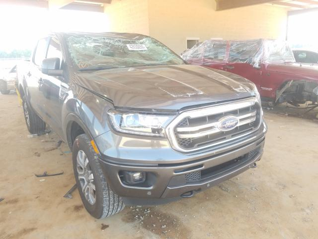 Ford Ranger SUP salvage cars for sale: 2019 Ford Ranger SUP