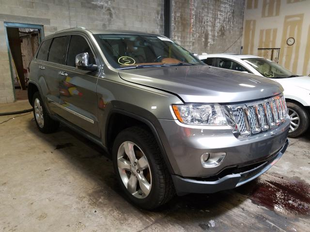Jeep Grand Cherokee salvage cars for sale: 2011 Jeep Grand Cherokee