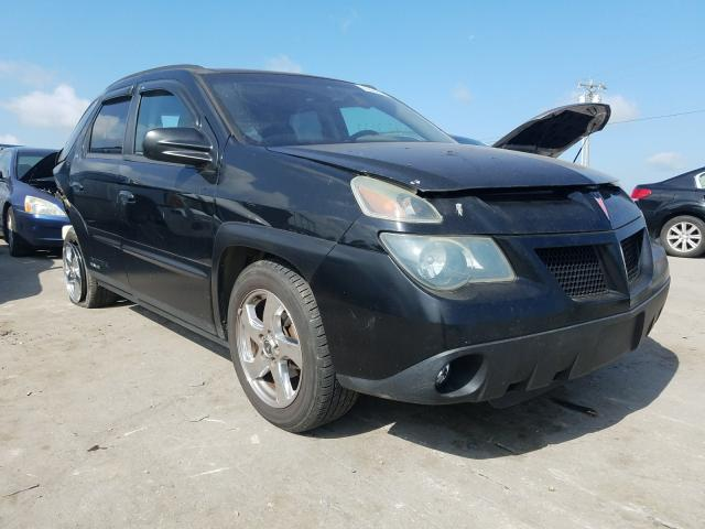 Pontiac Aztek salvage cars for sale: 2004 Pontiac Aztek