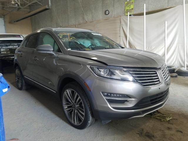 Salvage 2016 Lincoln MKC RESERV for sale