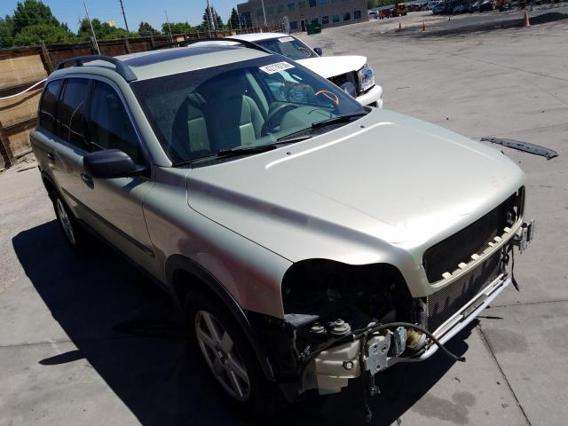 Vehiculos salvage en venta de Copart Littleton, CO: 2006 Volvo XC90