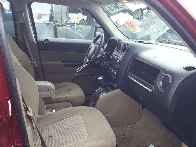 пригнать из сша 2015 Jeep Patriot Sp 2.4L 1C4NJRBB3FD231613
