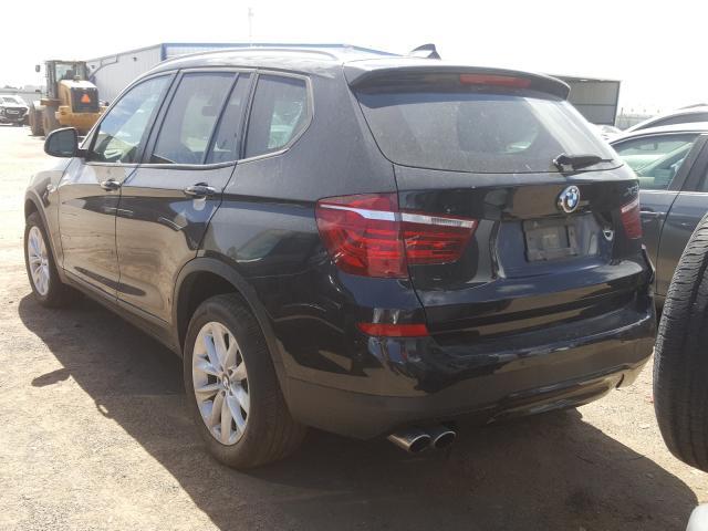 купить 2017 BMW X3 XDRIVE28I 5UXWX9C52H0T14454