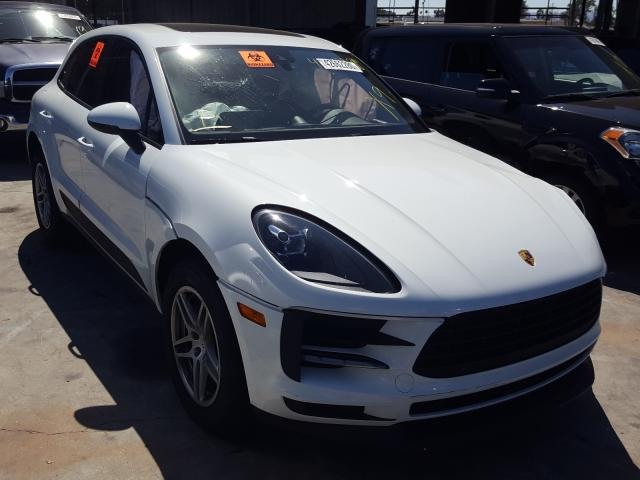 Porsche salvage cars for sale: 2019 Porsche Macan