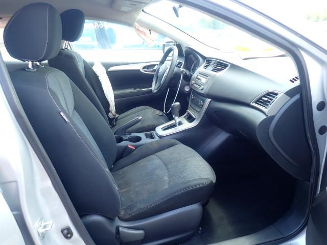 пригнать из сша 2014 Nissan Sentra S 1.8L 3N1AB7AP7EY234509