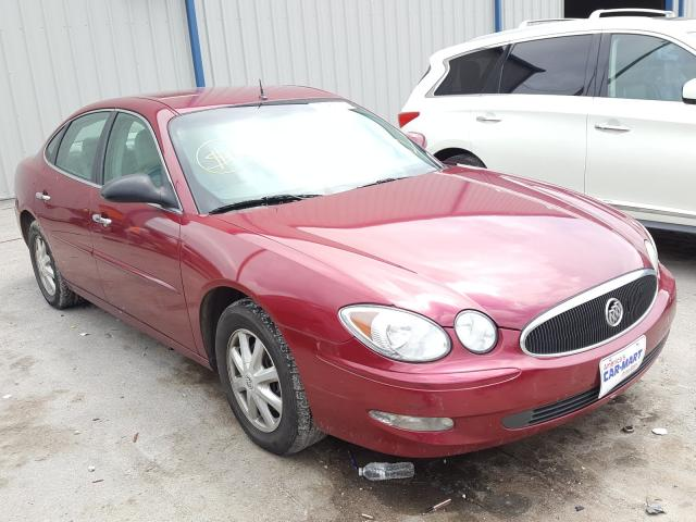Buick salvage cars for sale: 2005 Buick Lacrosse C