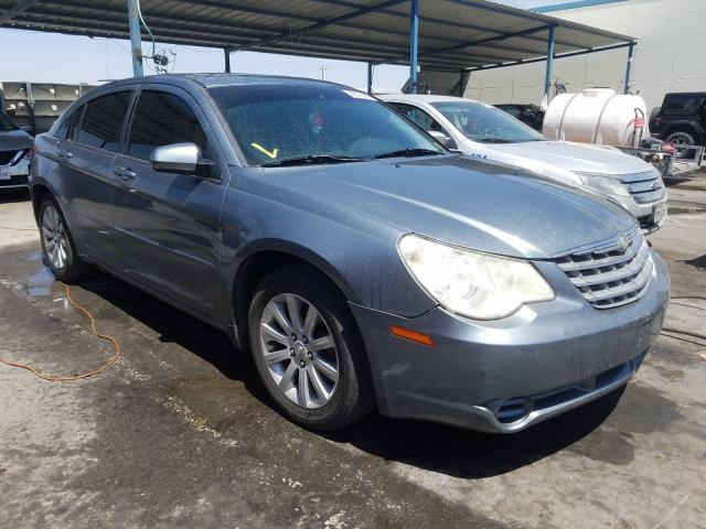 Salvage cars for sale from Copart Anthony, TX: 2010 Chrysler Sebring LI