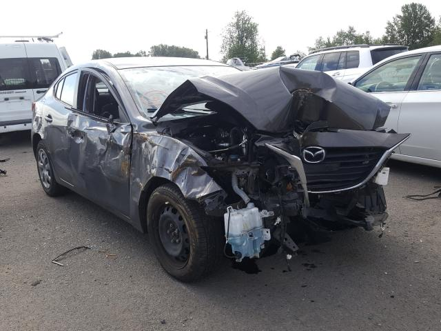 Mazda salvage cars for sale: 2016 Mazda 3 Sport