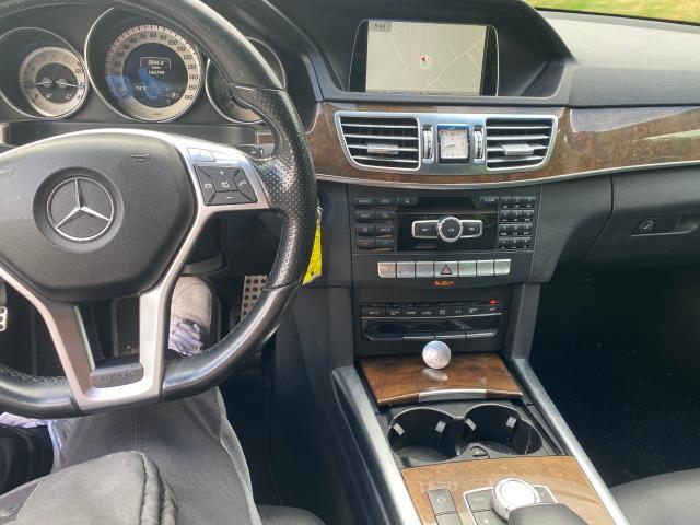 WDDHF8JB0FB102143 - 2015 Mercedes-Benz E 350 4Mat 3.5L inside view