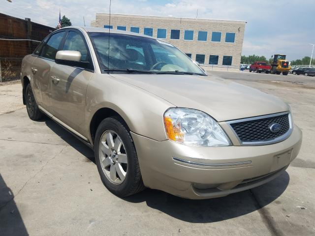 Ford Five Hundr salvage cars for sale: 2006 Ford Five Hundr