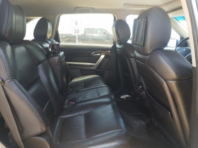 2011 Acura MDX | Vin: 2HNYD2H61BH509065