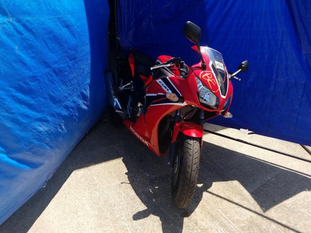 Honda CBR300 RA salvage cars for sale: 2017 Honda CBR300 RA
