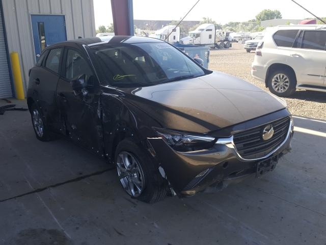 Mazda salvage cars for sale: 2019 Mazda CX-3 Sport