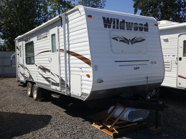 Trailers Vehiculos salvage en venta: 2012 Trailers Trailer